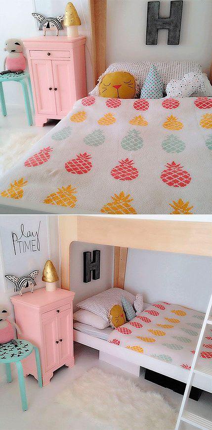 pin von melissa howell auf bedroom ideas pinterest kinderzimmer kinderzimmer ideen und. Black Bedroom Furniture Sets. Home Design Ideas