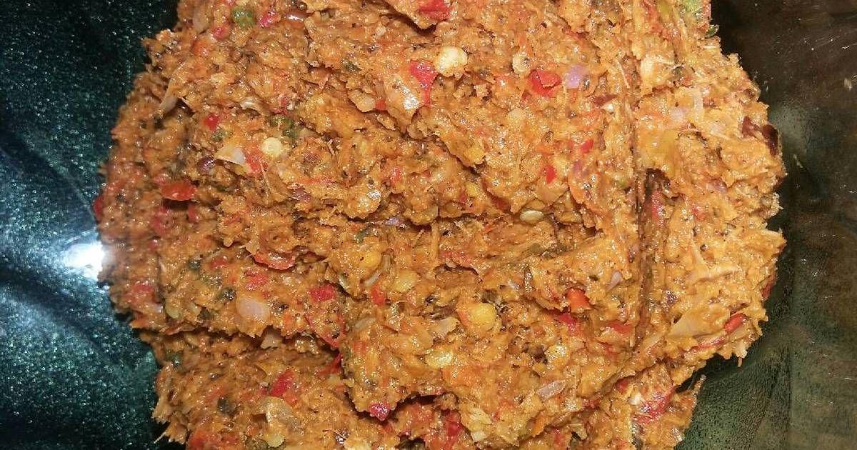 Resep Sambal Rias Kecombrang Ala Sumut Oleh Susan Febrianty Simanjuntak Resep Makanan Pedas Makanan Dan Minuman Resep