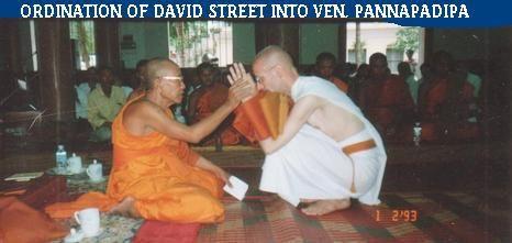 Ordain a Monk/Nun ☸️ my ordination as a Mohanikaya ...