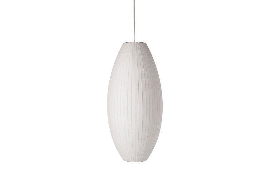 Authentic Herman Miller Nelson Cigar Pendant Lamp Design Within Reach Pendant Lamp Design Pendant Lamp Lamp Design