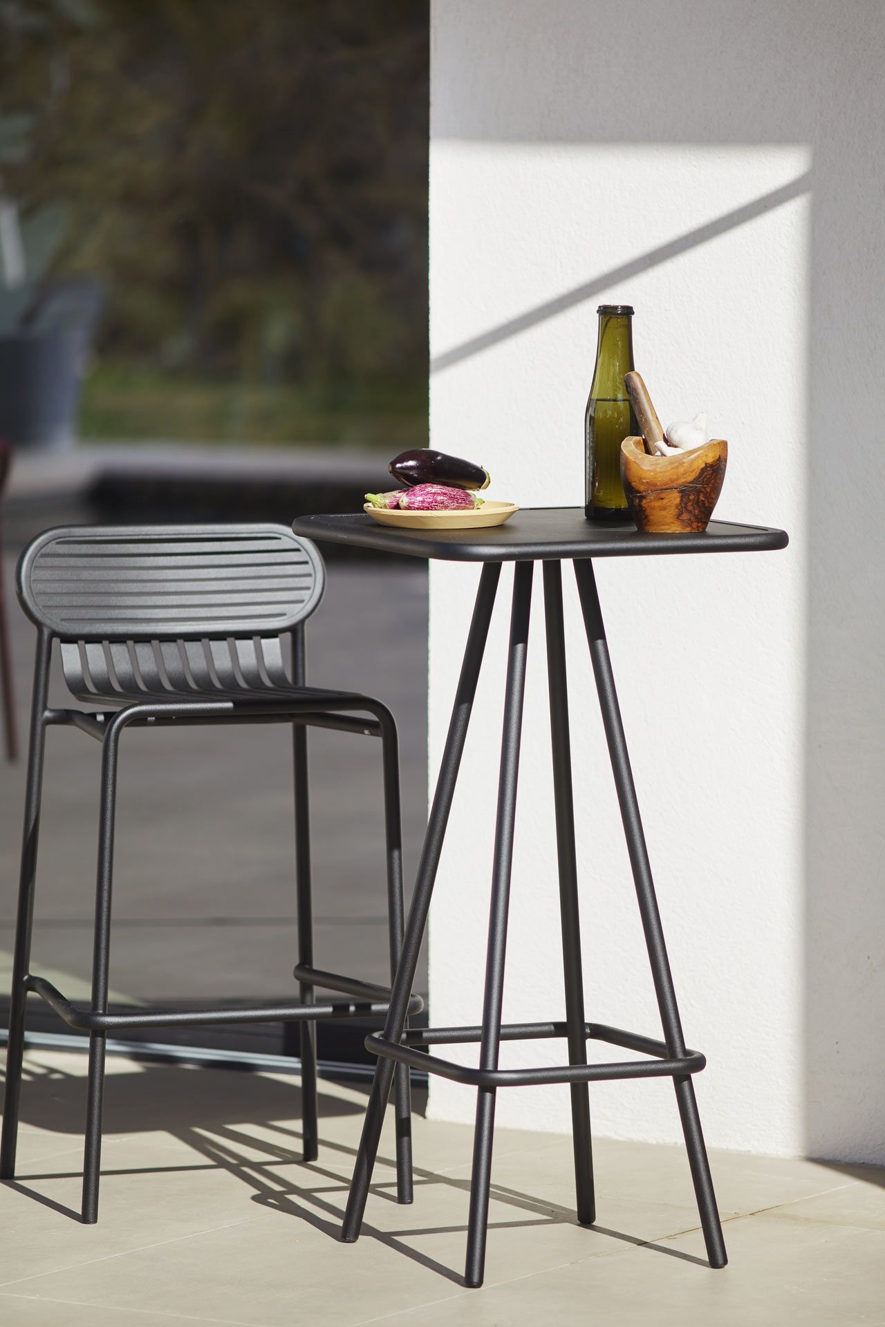 Balkonhocker The Outdoor Week End Collection By Studio Brichetziegler For