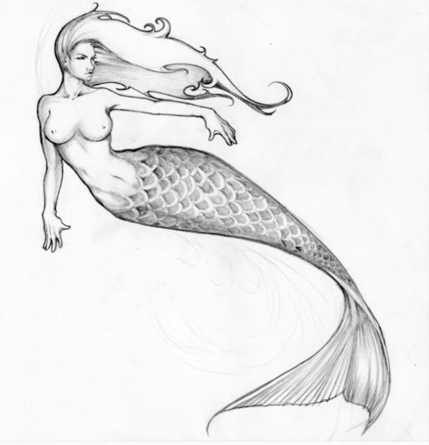 Mermaids Tattoo Drawings Google Search Mermaids For Lynn Merma