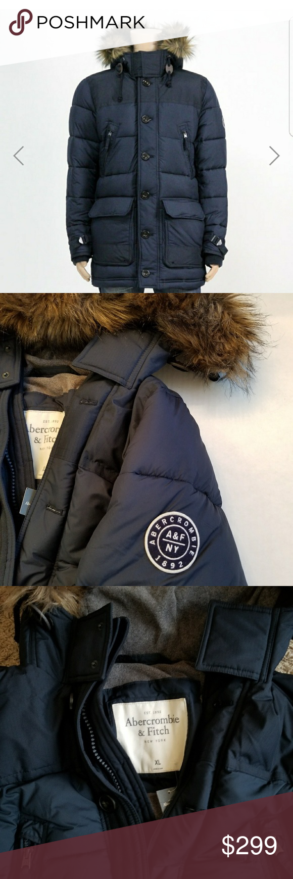 Abercrombie Fitch Hooded Puffer Jacket Clothes Design Abercrombie And Fitch Jackets Fashion [ 1740 x 580 Pixel ]