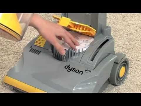 How To Wash Your Dyson Dc01 Upright Vacuum Cleaner S Filters Every 3 Months Use Cold Water Without Upright Vacuum Cleaners Vacuum Cleaner Dyson Vacuum Cleaner