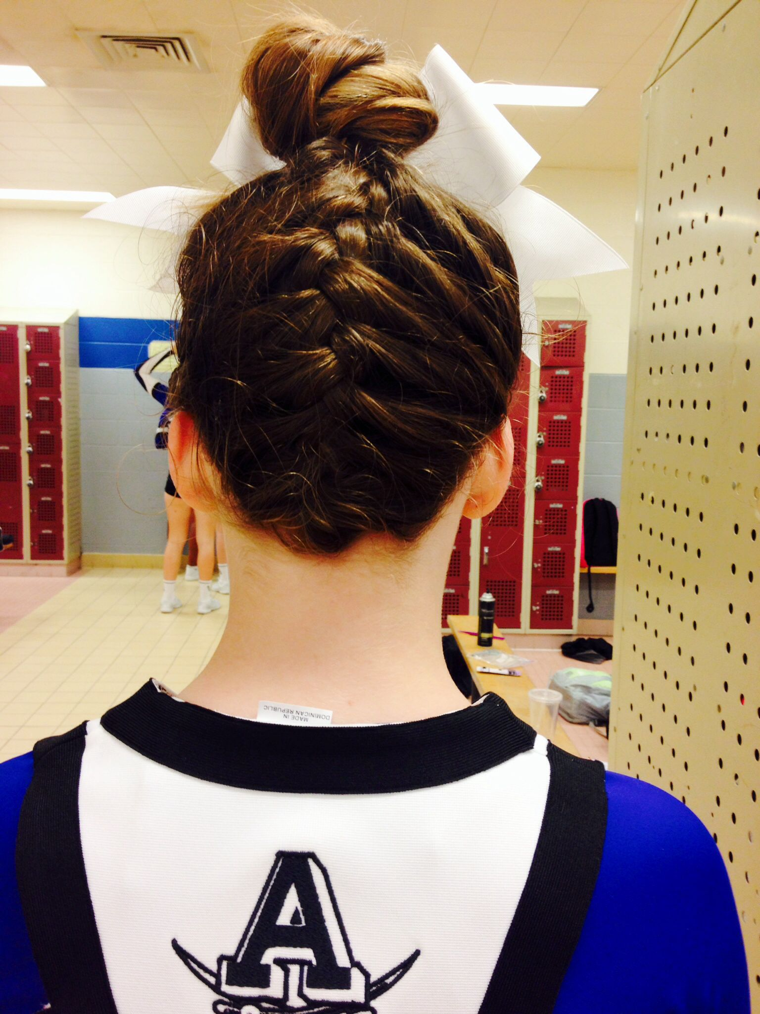 cheer hair | cheer hair | cheer hair, hair styles, long hair