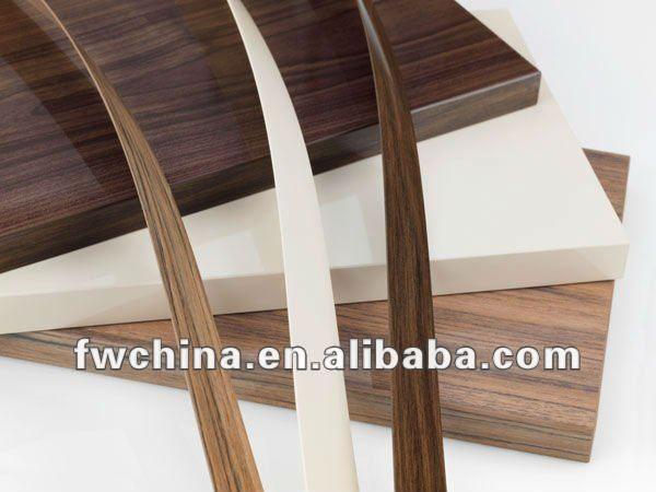 Plastic Table Edging Trim Pvc Edge Banding For Furniture 0 01