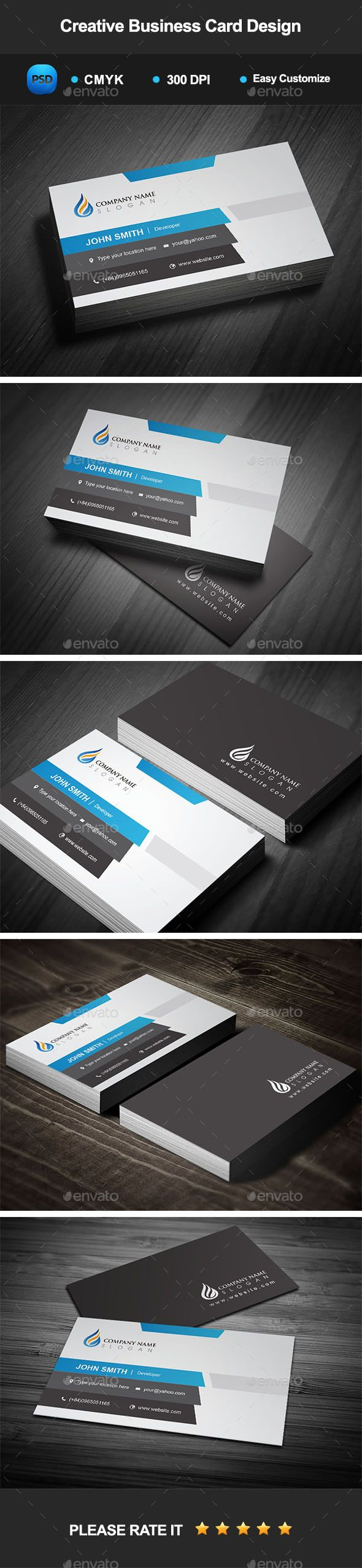 Creative business card design creative business card designs latest creative business card design reheart Gallery