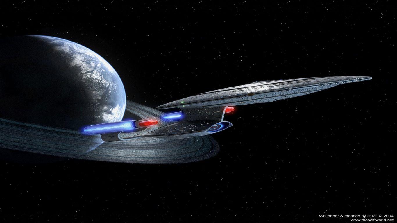 U S S Enterprise Ncc 1701 D Uss Enterprise Star Trek Star Trek