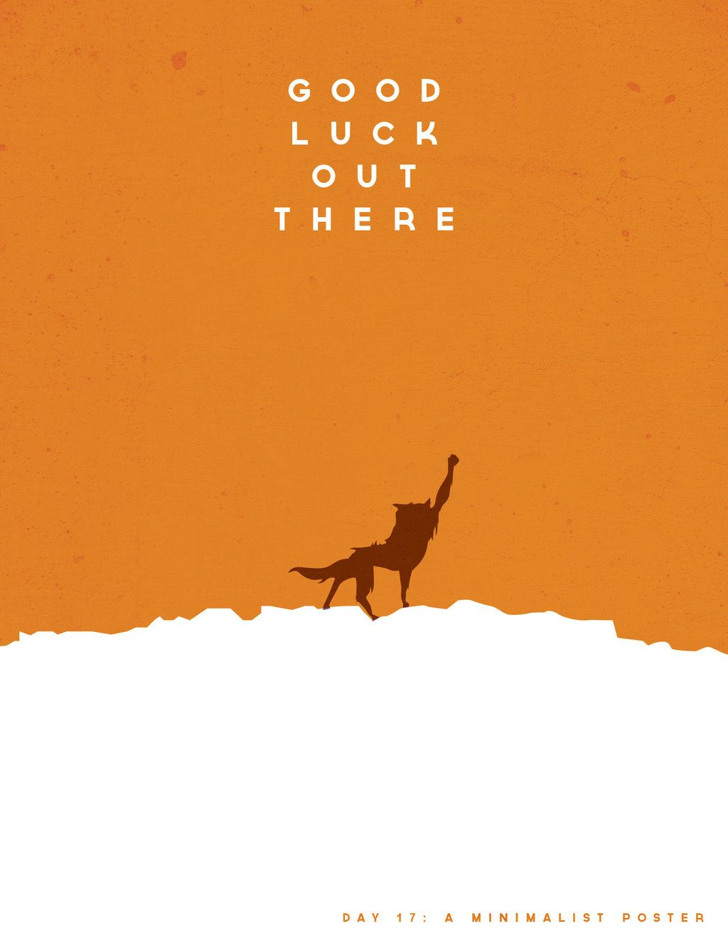 Fantastic Mr Fox Minimalist Poster Want To Frame This And Hang It Up From One Of My Favorite Bo Fantastic Mr Fox Fantastic Mr Fox Wolf Wes Anderson Movies