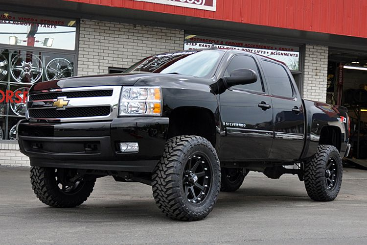 2008 Chevy Silverado Lifted >> Lift Kit For 2008 Silverado Rough Country Chevy Silverado 7 1 2