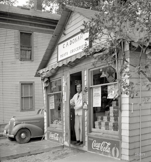 grocery 1940