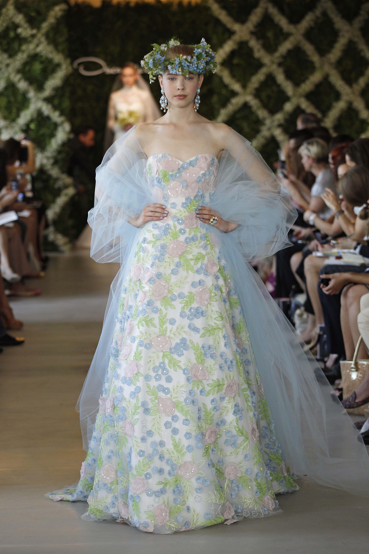 Oscar de la Renta Bridal Spring 2013 | Oscar de la Renta, Gowns and ...