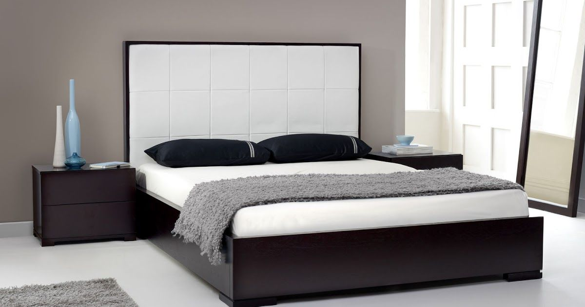 Appealing Bedroom Beds Designs For A Comfortable Sleeping Area