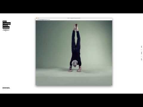 DIESEL | RESPONSIVE LOOKBOOK | FRED & FARID - YouTube