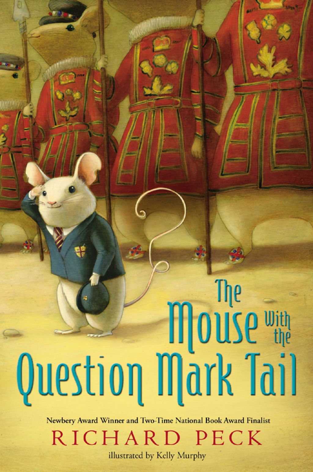The Mouse With The Question Mark Tail Ebook