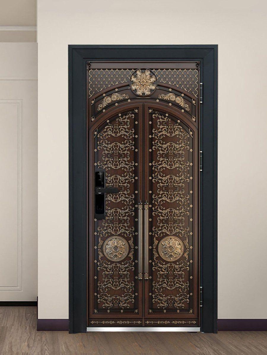 rosegal   Sticker art, Door stickers, Vinyl doors