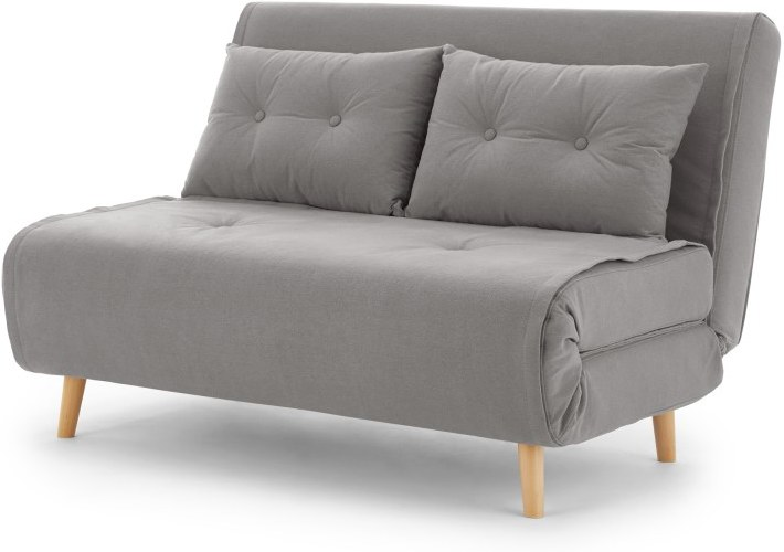 Made Marshmallow Grey Sofa Bed Small Sofa Sofa Bed 2 Seater