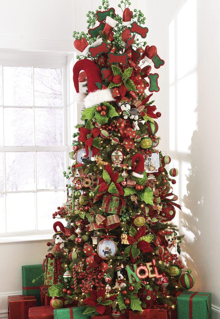 Maniqui Decorado De Navidad