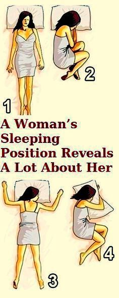 What Your Sleeping Position Reveals About Your Personality!!!!  #lifestyle  #fitness