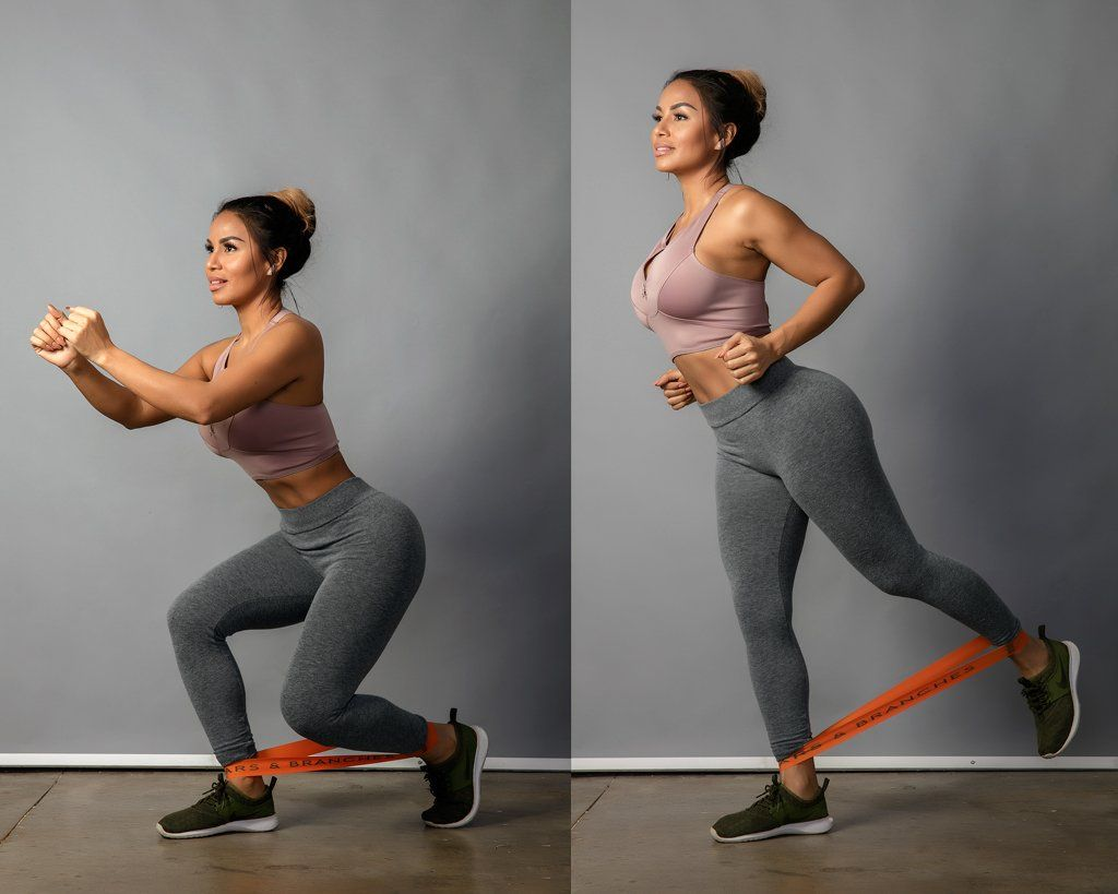 BUILD THAT BOOTY!: 6 Moves For Max Booty Gains