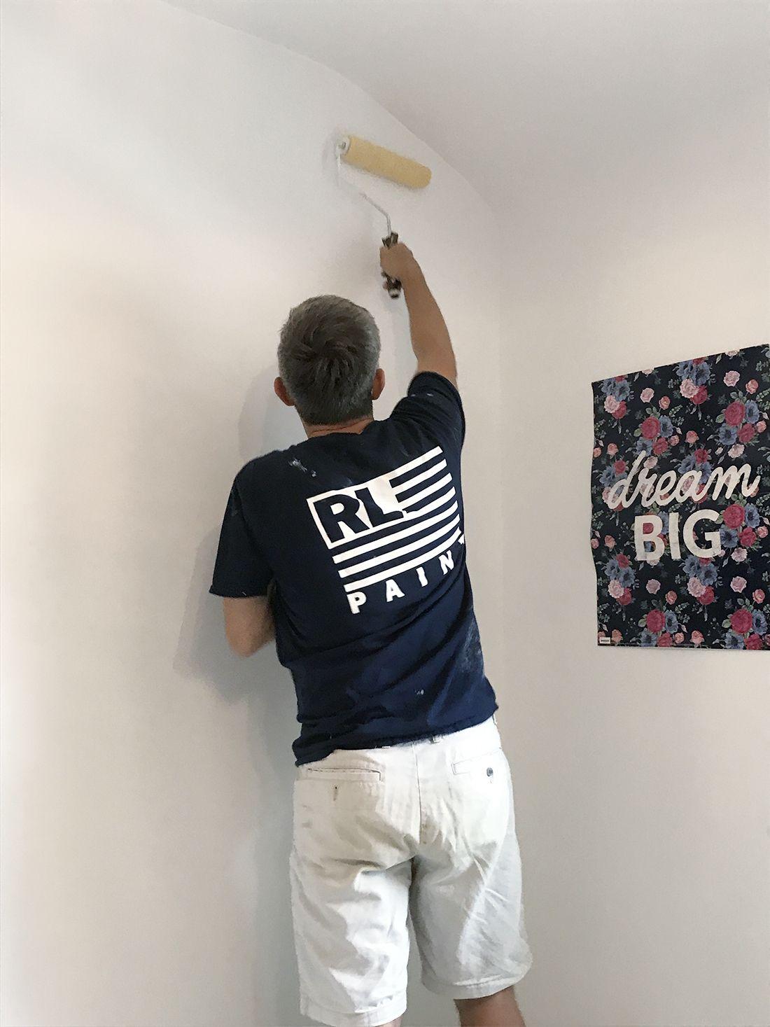 Rambling Renovators Paste The Wall Wallpaper Tips Wall Wallpaper Wallpapering Tips How To Install Wallpaper