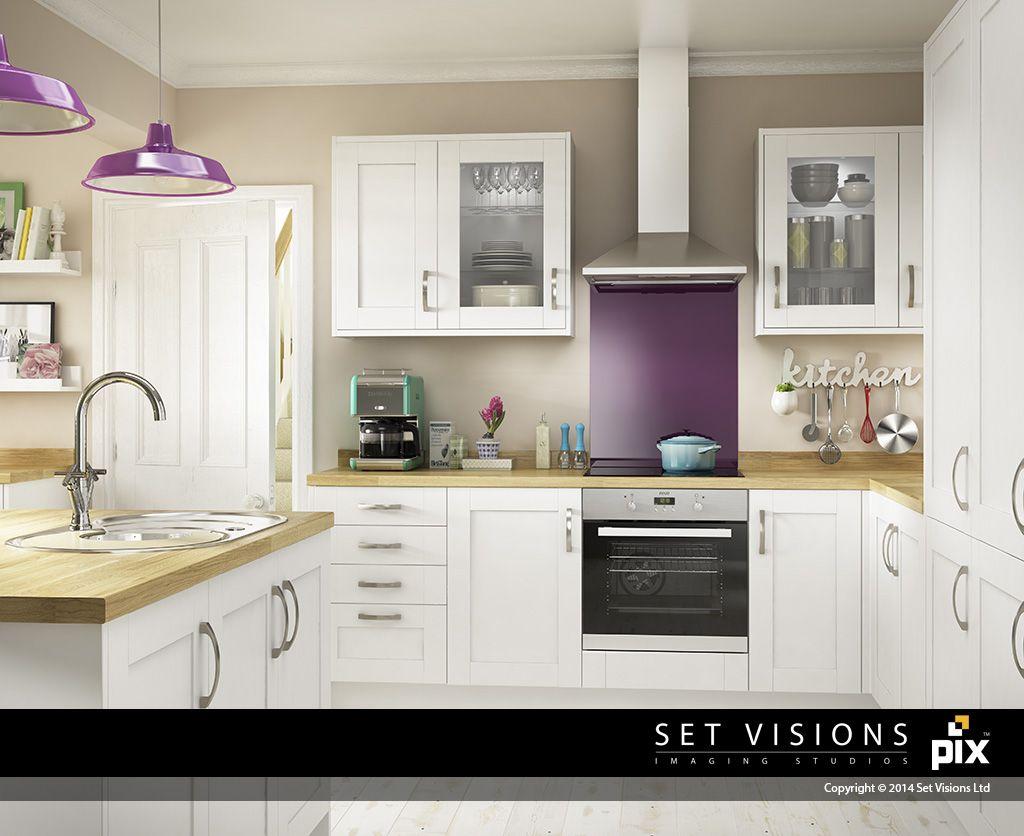 Wunderbar Shaker Küchentüren Bq Fotos - Ideen Für Die Küche ...