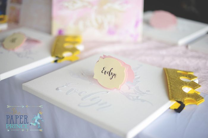 Once Upon A Time Birthday Party Princess Party Ideas