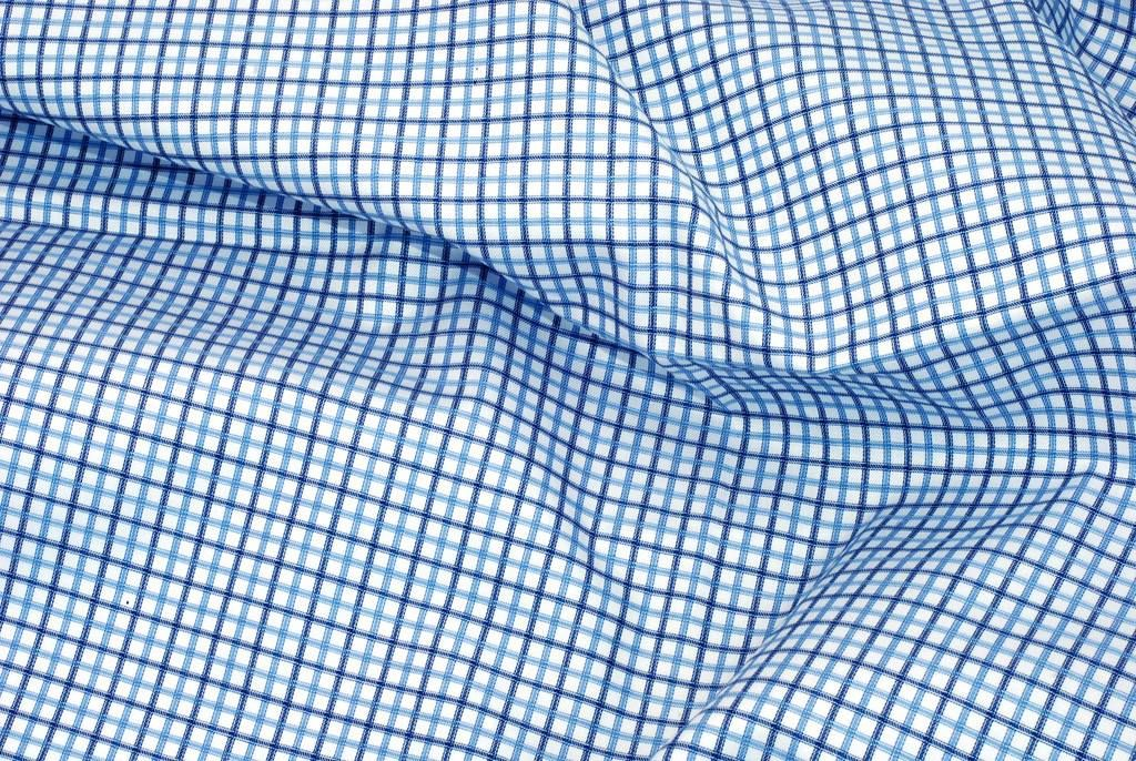 Dress Shirt Fabric  Cotton. The undisputed king of shirt fabrics, cotton has been the choice of those in the know for centuries. A finely woven cotton fabric exhibits all the properties a man could want from a garment worn close to the body, good heat & moisture conduction, durability, smoothness, and the ability to take shape when ironed.