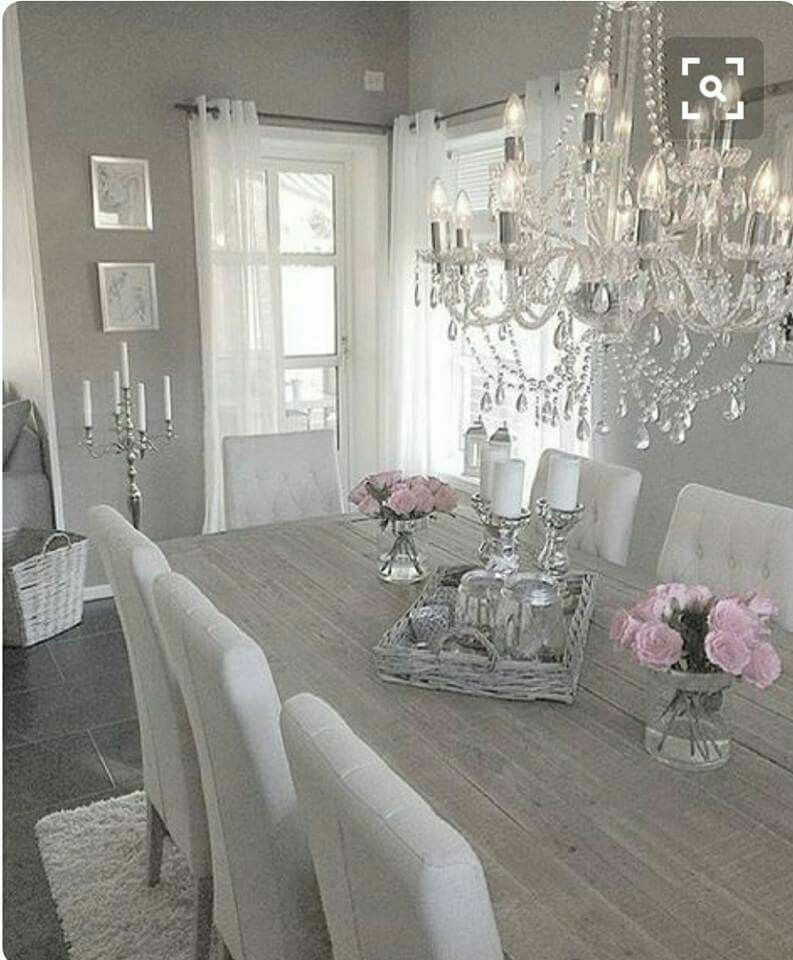 Glamorous Dining Rooms: Dinning Room Table #ChairForLivingRoom