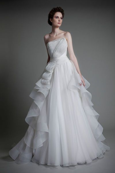 13fe544d376e Tony Ward - Bridal - 2013 collection Spose