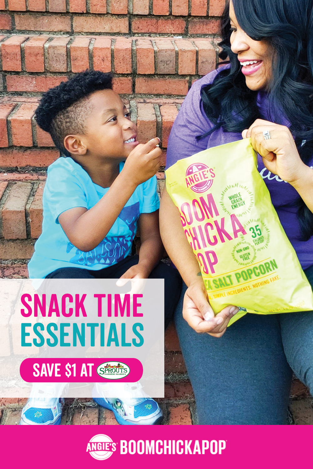 Class Is Back In Session But Every Kid Would Rather Have Popcorn Than A Pop Quiz Save Now On Any Flavor Of Angi Sprouts Farmers Market Sprouts Farmers Market