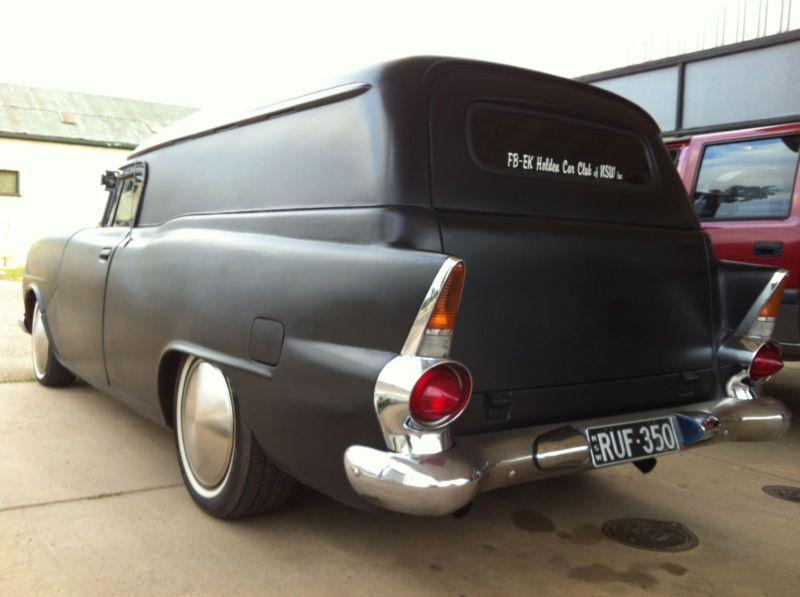 aa32e85bf82568 Holden FB Panelvan