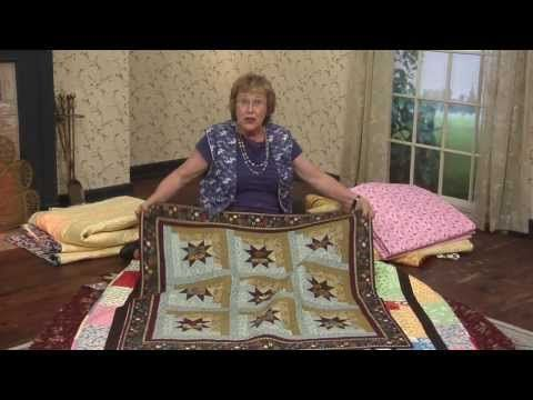 ▷ 3107 - Orion's Star Quilt pt. 2 - YouTube - Quilt In A Day ... : quilt in a day youtube - Adamdwight.com