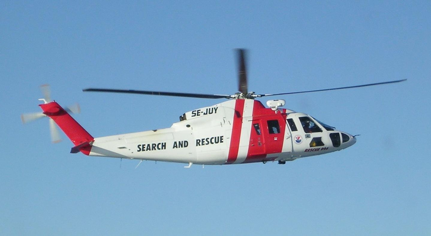 Image result for search and rescue helicopter Search