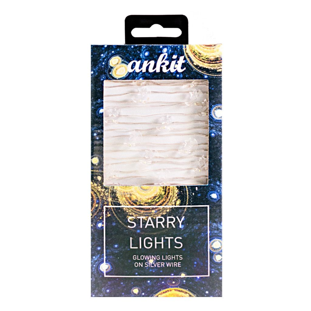 Star light, star bright, see stars every night with these LED string ...