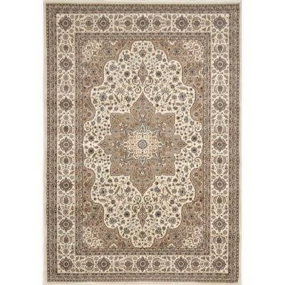 Home Dynamix Majestic Beige 9 Ft 2 In X 12 Ft 5 In Area Rug