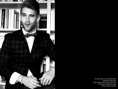 Andre Hamann by Gui Costa
