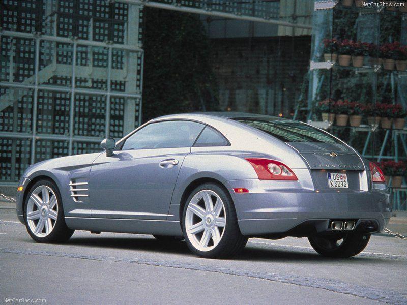Chrysler Chrysler Crossfire Chrysler Cars Sport Cars