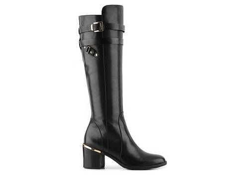The little gold detail above the heel is totally on trend   Franco Sarto Talula Boot