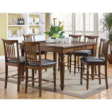 599 Sam S Club Burkhart Counter Height Dining Set 7 Pc