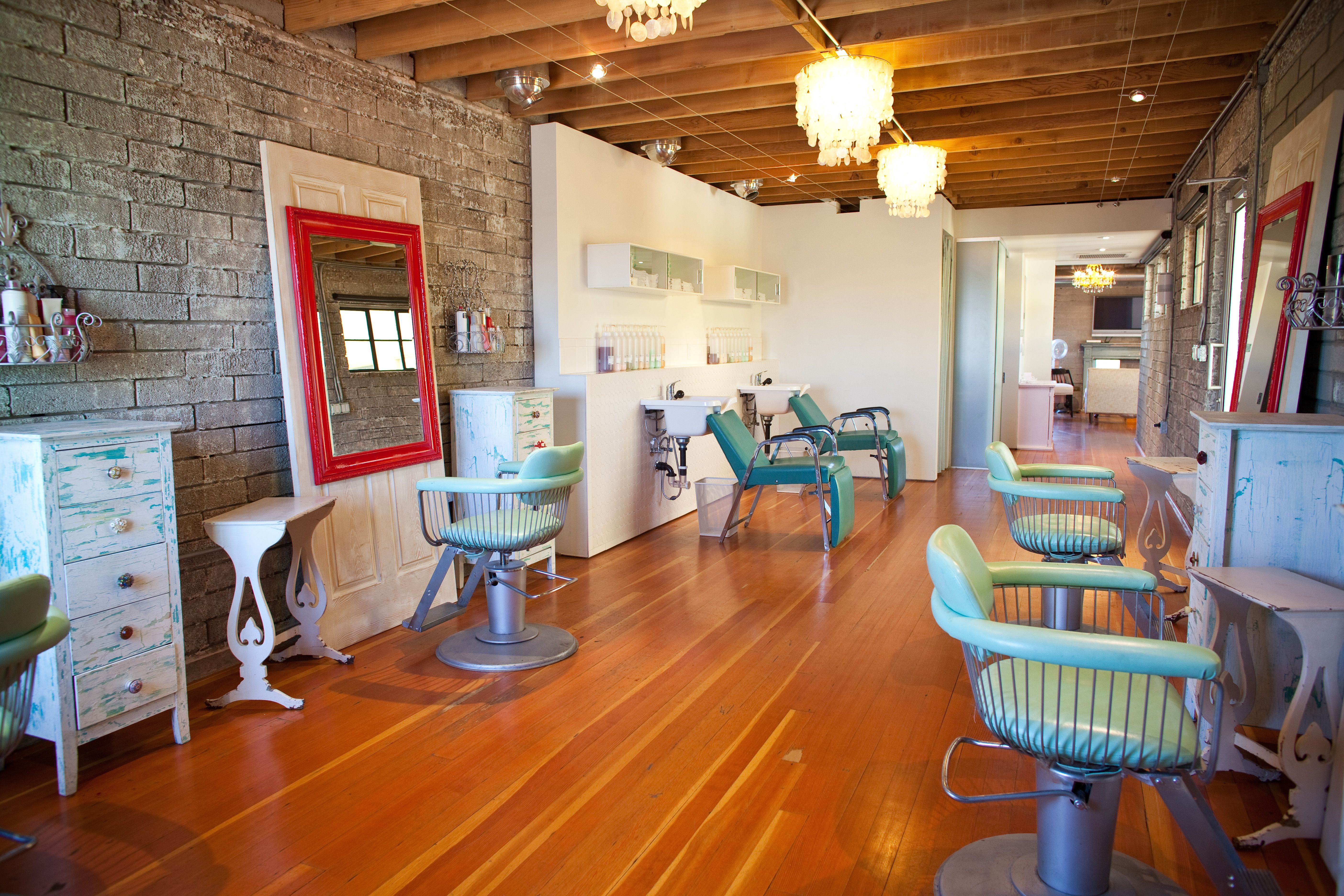 Vintage Salon Home Salon Vintage Salon
