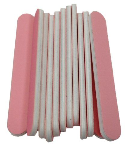 Mini Pink Salon Cushion Board Nail Files 280/320 (12 Pack) Jaylie http://www.amazon.com/dp/B00K2BYVOI/ref=cm_sw_r_pi_dp_U1k7tb0EN95A5