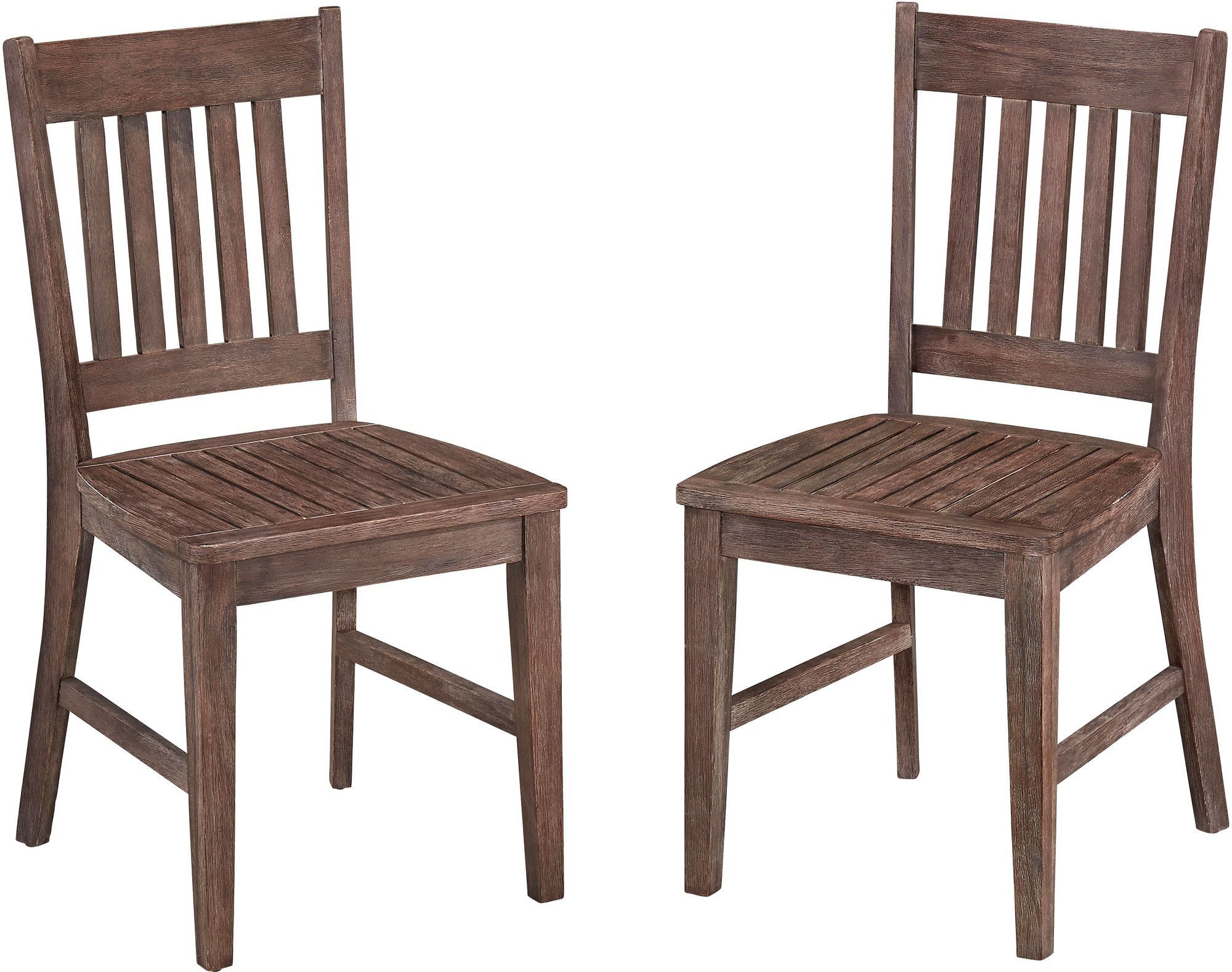 Morocco Side Chair Patio Dining Chairs Wood Patio Solid Wood Dining Chairs