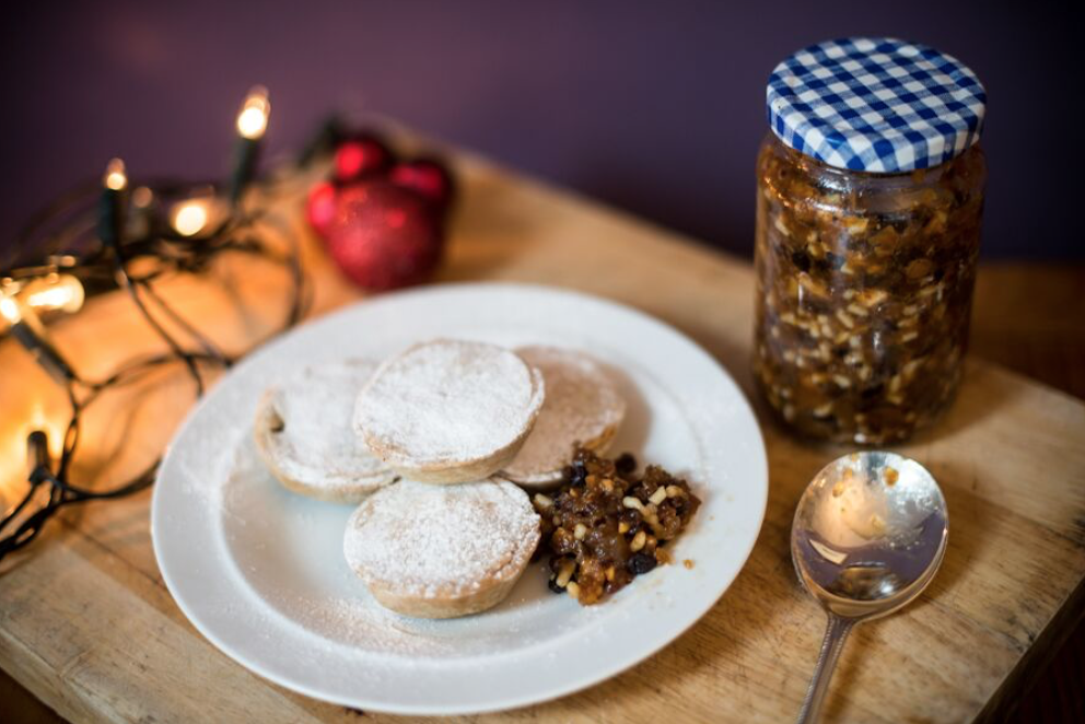 Gluten-Free Mince Pies and Mincemeat Recipe here- http ...