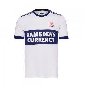 low priced 5bbca 92e35 Middlesbrough FC 2017-18 Season Away Boro Shirt Jersey K503
