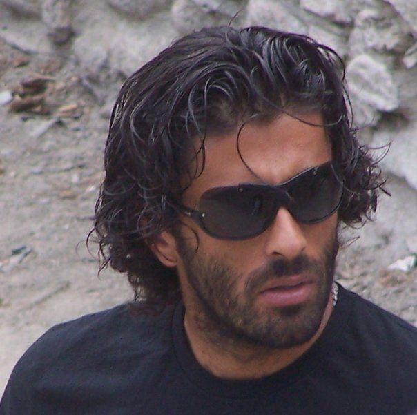 Hot italian facial