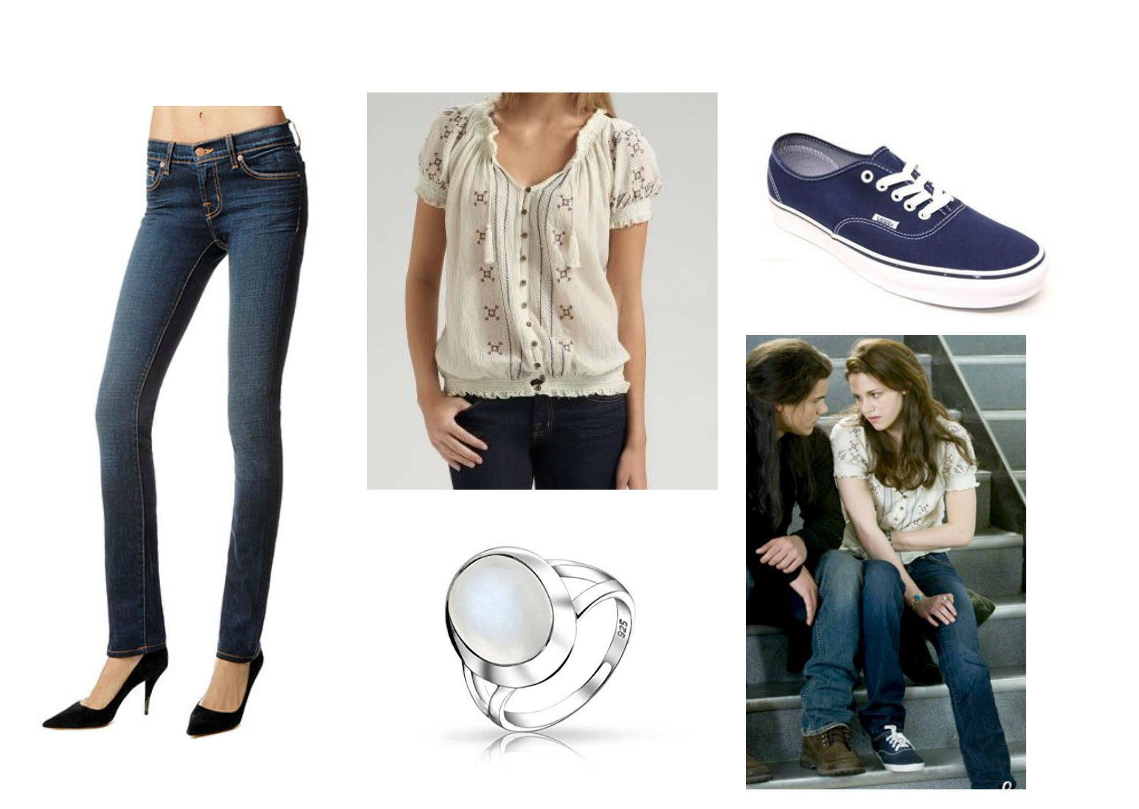 Bella Swan, outfit, Twilight saga: New moon | Twilight ...