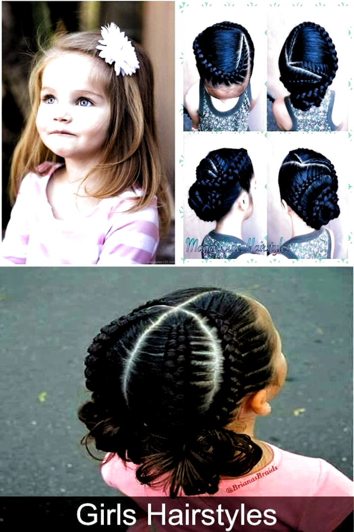 Party Hairstyles For Kids Easy Hairstyles For Kids Girls Short Hairstyle For Hairstyles
