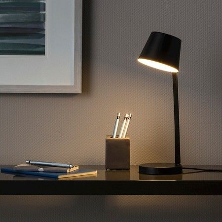 LED Task Lamp Black   Modern By Dwell Magazine