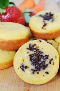 Resep Dan Cara Membuat Kue Cubit Kukus Enak Dan Empuk Resep Makanan Makanan Manis